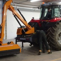 Bac pro Maintenance des matériels (Agricole)
