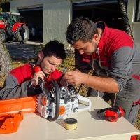 CAP Maintenance des matériels (Espaces Verts)